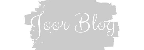 Joor Blog